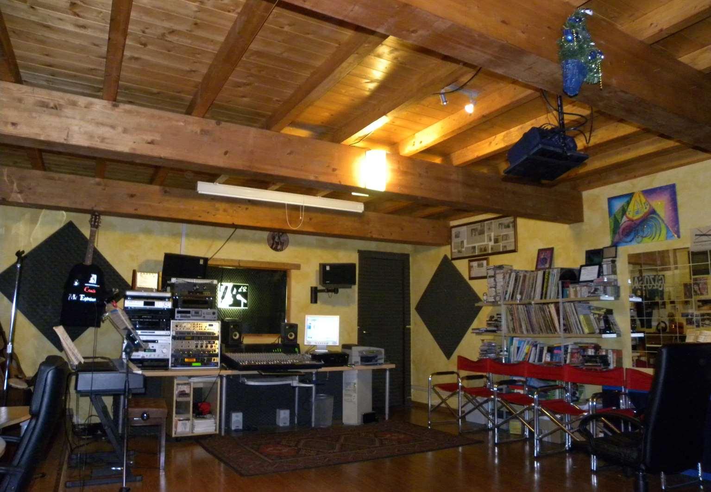 Lo studio di registrazione della scuola di canto di lorena scaccia - Studio di registrazione casalingo ...